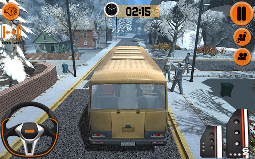 Bus Simulator Hill Climb 2016