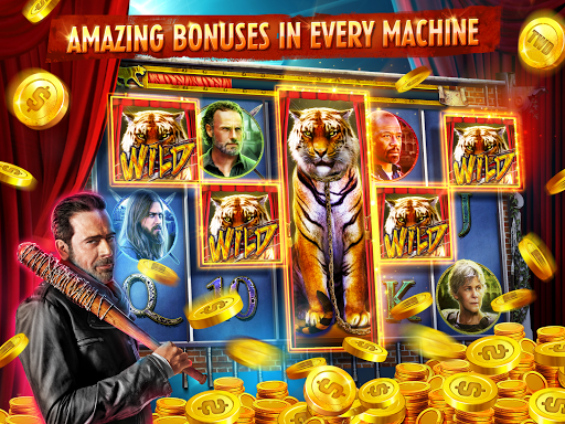 The Walking Dead: Free Casino Slots modavailable screenshots 14