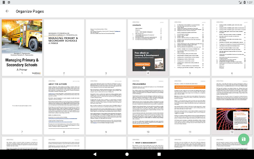 All PDF Reader Pro: pdf app, reduce pdf size Screenshot