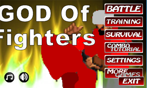 God Of Fighters
