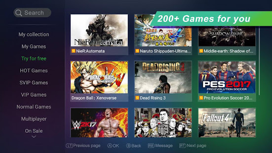 Gloud Games - Best Emulator for XBOX PC PS - Apps on Google Play