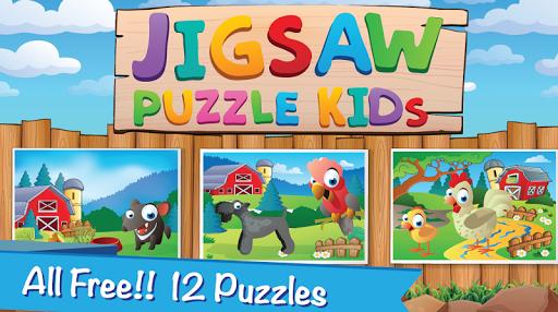 Hay Farm Villege House Puzzles
