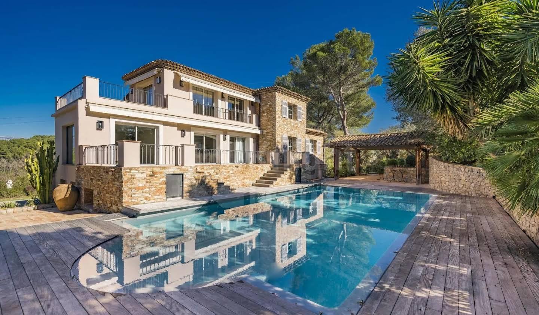 Villa with pool Mougins