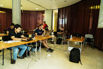 Photo: Workshops @ André Medeiros