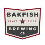 Logo for BAKFISH Brewing Co.