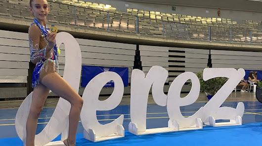 Patricia Soriano Moreno logra una medalla de oro
