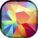 Magic Neo Wave : Crystal LWP icon