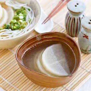 White Radish Soup.