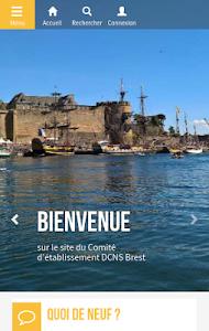 CE DCNS Brest screenshot 0