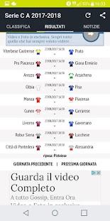 Serie C Girone A 2017-2018 - náhled
