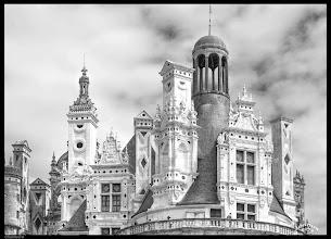 Photo: Schloss Chambord Die Türmchen inspirierten die Mecklenburger Architekten bei der Planung für das Schloß in der Landeshauptstadt Schwerin.