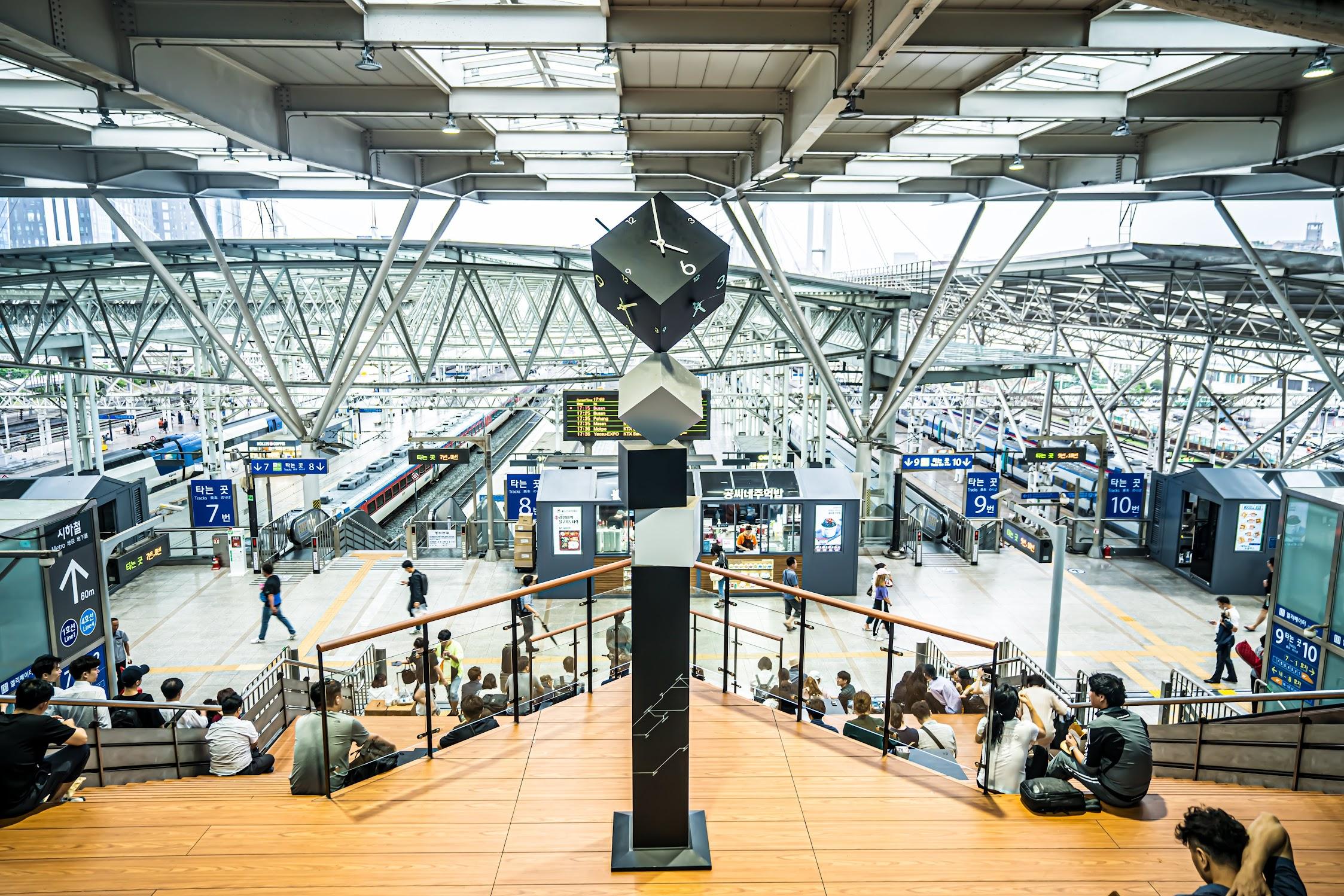 ソウル駅2