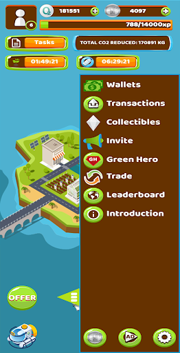 CO2 Cards - Play & reduce real-life CO2 emissions! apktram screenshots 8