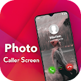 Photo Caller Screen - Full Screen Caller ID icon