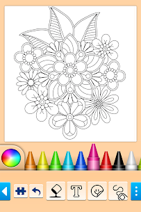 Mandala Coloring Pages 9