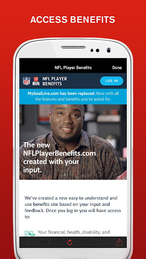 NFLPA Former Players 1450 screenshots 2