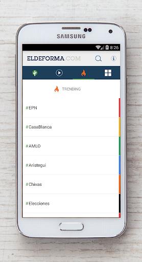 【免費新聞App】El Deforma-APP點子