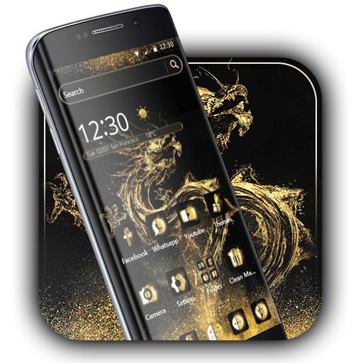 Dragon Gold Theme