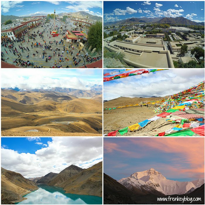 Itinerary ke Tibet dan Everest Base Camp