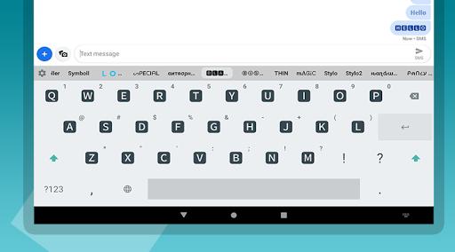 Stylish Keyboard screenshot 6