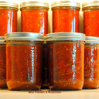 Canned Salsa.