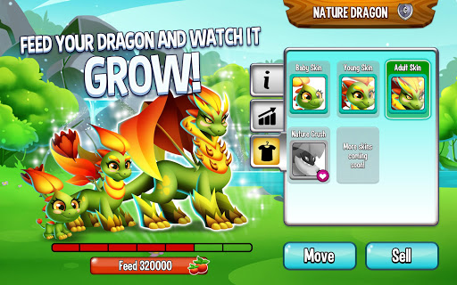 Dragon City screenshot 8