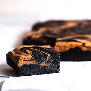 Vietnamese Coffee Midnight Brownies Recipe
