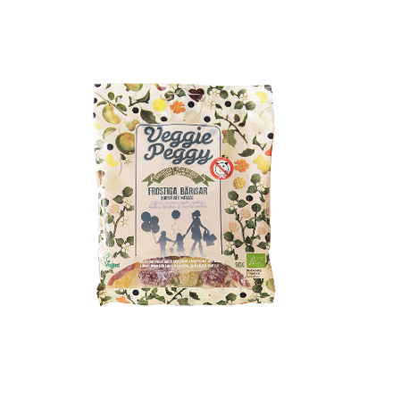 Veggie Peggy - Frostnallar