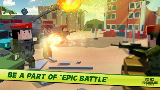 Military Epic Battle Simulator - Ultimate War Game Screenshot