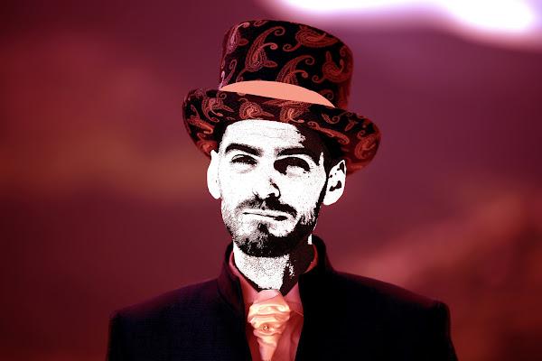 The Man in red di GVatterioni