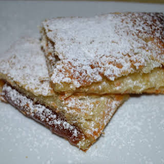 Pastelitos De Guayaba Y Queso (Guava and Cheese Puff Pastries).