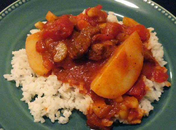 Father N Law's V-8 Beef Stew Recipe