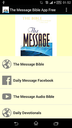 The Message Bible App Free