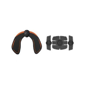 Aparat de fitness EMS + Centura Smart pentru tonifiere