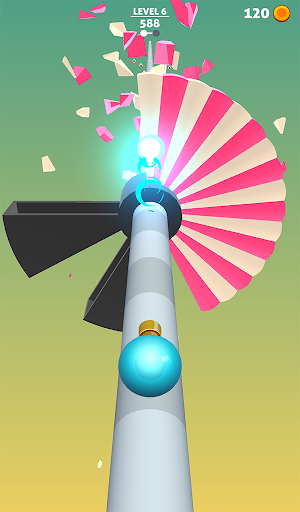 Paint Bullet 3D - screenshot