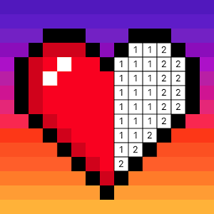 ColorCraft - Color by Number Pixel Coloring for PC