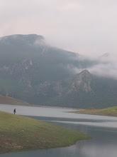 Photo: yaaa, adamı konu mankeni de ederler, ben aslında dağdaki sisi çekiyordum :):)