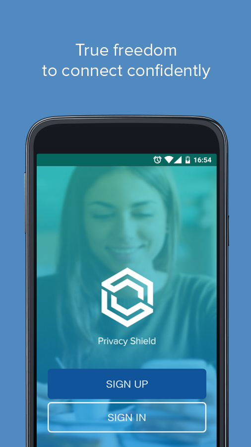 Privacy Shield- screenshot