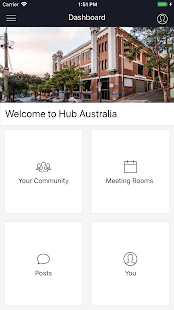 Hub Australia - náhled