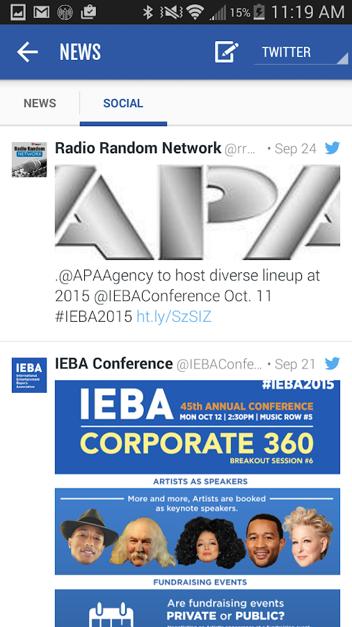 IEBA- screenshot