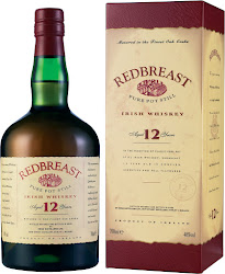 Redbreast 12 Year Old Whiskey - 70cl