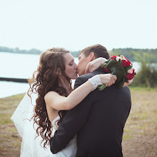 Wedding photographer Kseniya Borisova (ksyushabarboris). Photo of 07.09.2014