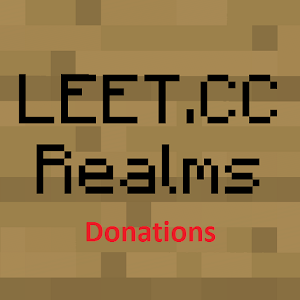 LEET donations (NOT realms) for PC and MAC