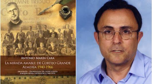 El jesuita Antonio Marín Cara publica una biografía del padre Joaquín Reina