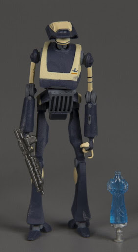 Action figure:Star Wars The Clone Wars: Commander TX-20