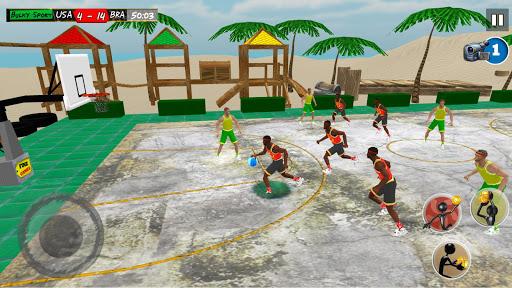 真正的海滩篮球2k17