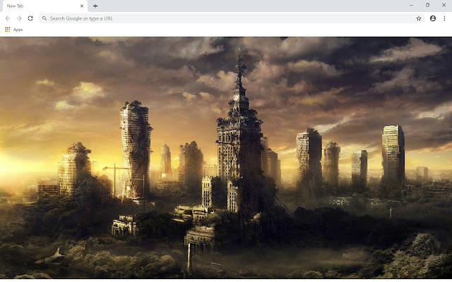 Warsaw New Tab & Wallpapers Collection