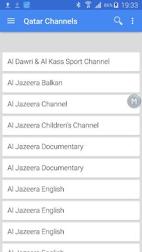 Qatar TV Channels