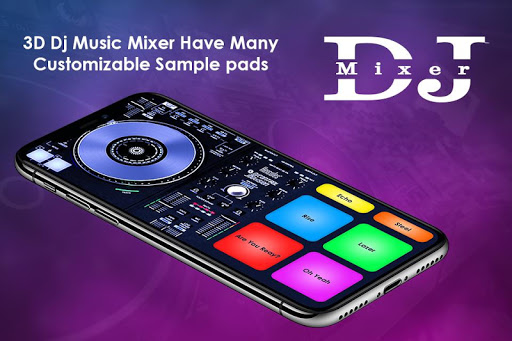 DJ Name Mixer With Music Player - Mix Name To Song 1.4 screenshots 2