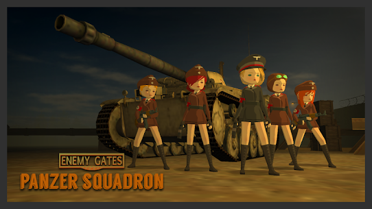 Enemy Gates Stealth War Apk Download For Android and Iphone Mod Apk 2
